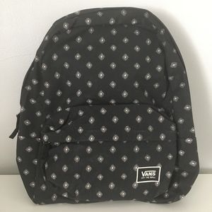 Vans Pattern Backpack